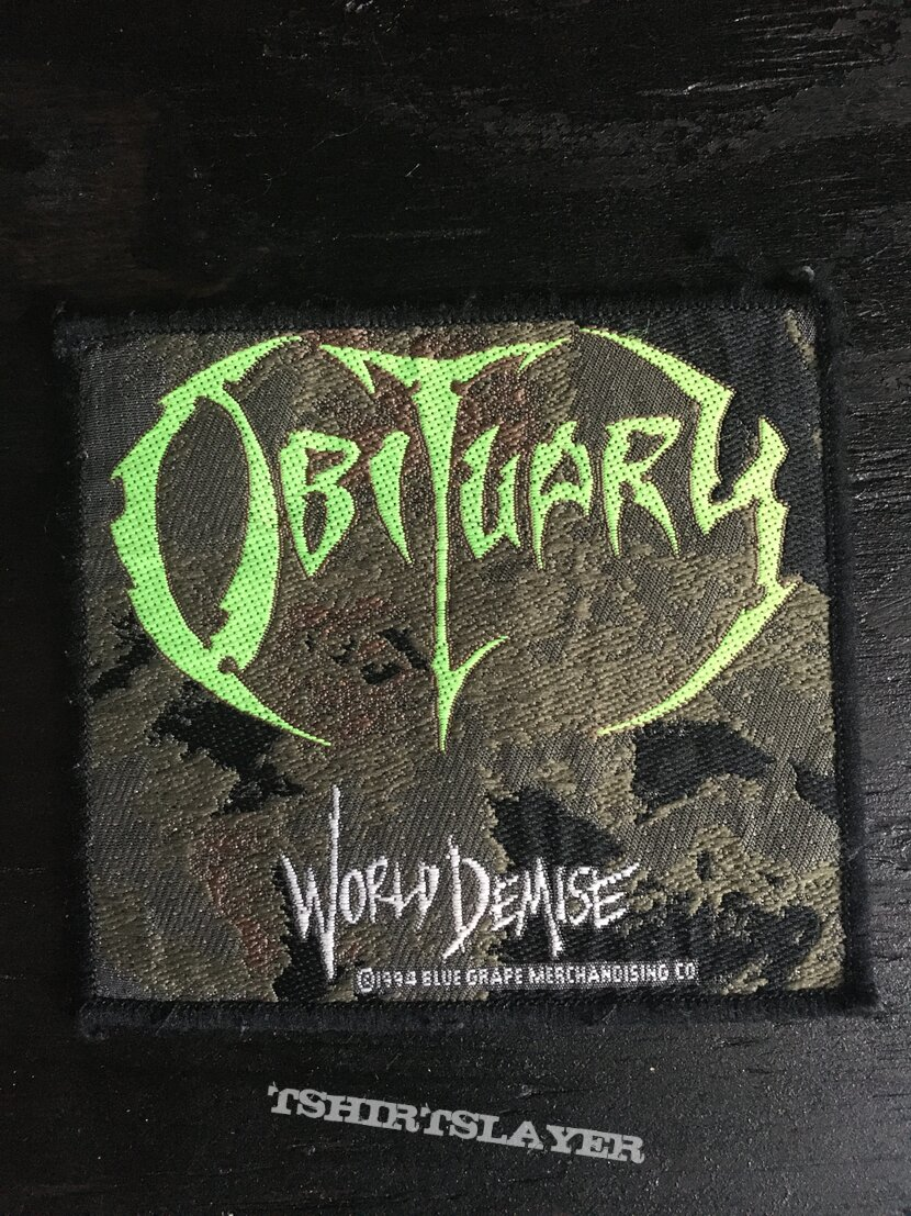 Obituary - World Demise Collection