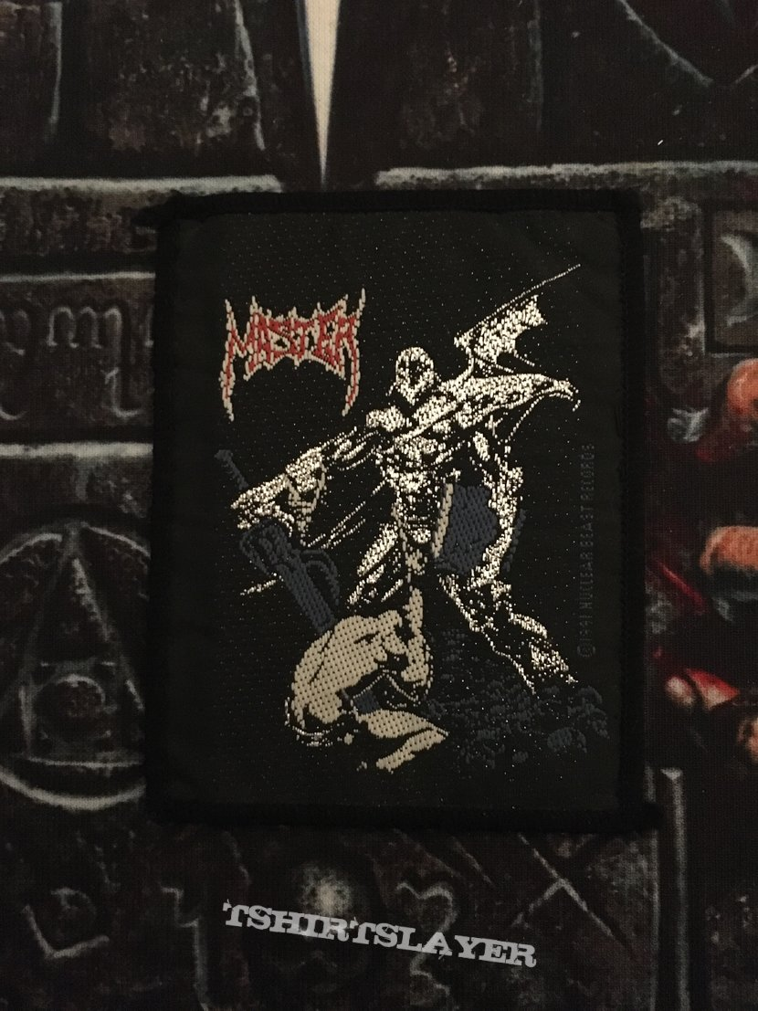 Master - The Legend Patch