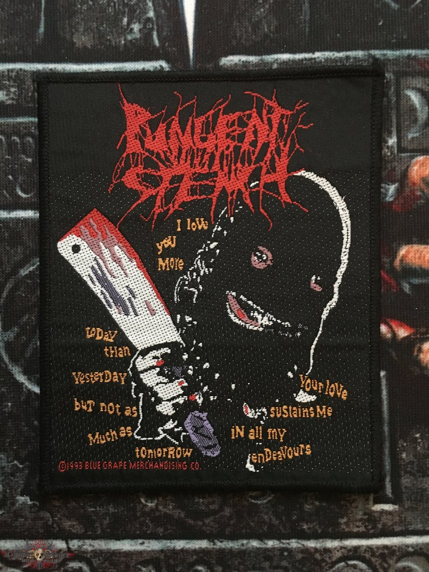 Pungent Stench - Dirty Rhymes And Psychotronic Beats Patch