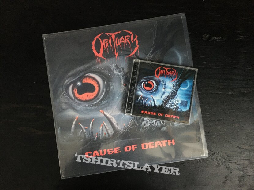 Obituary - Cause Of Death Collection