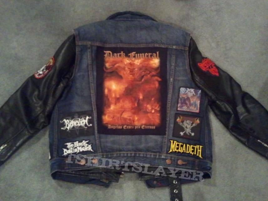 Battle Jacket - Plague's Denim Kutte Update
