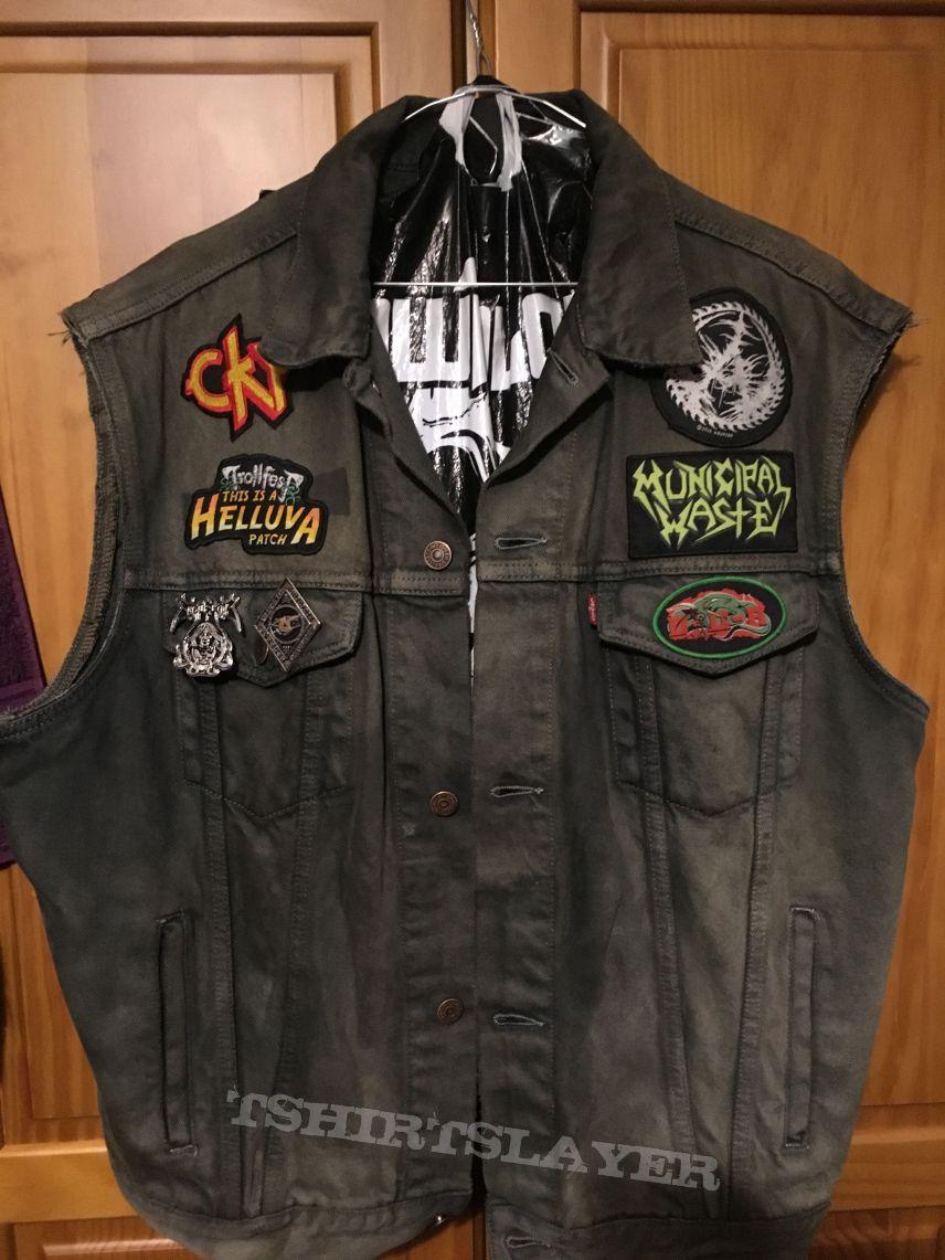 Battle Jacket #4
