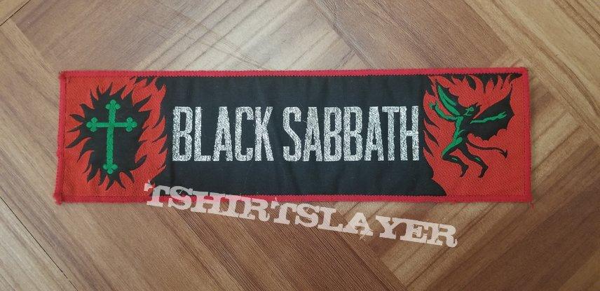 Black Sabbath Henry/Cross Superstrip