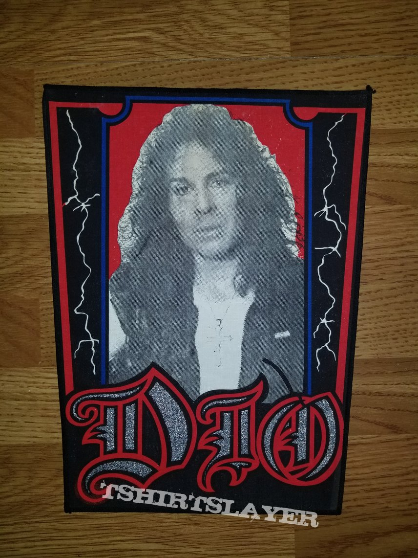 """Ronnie James Dio Portrait"""