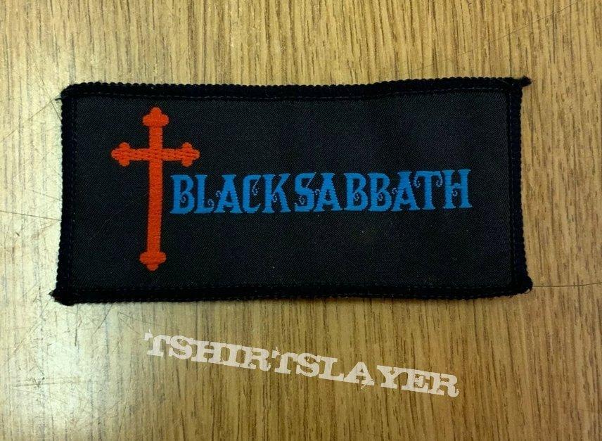 Black sabbath Vintage/Cross