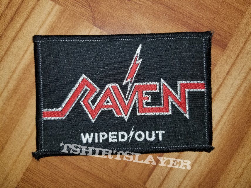 Raven Wiped/Out