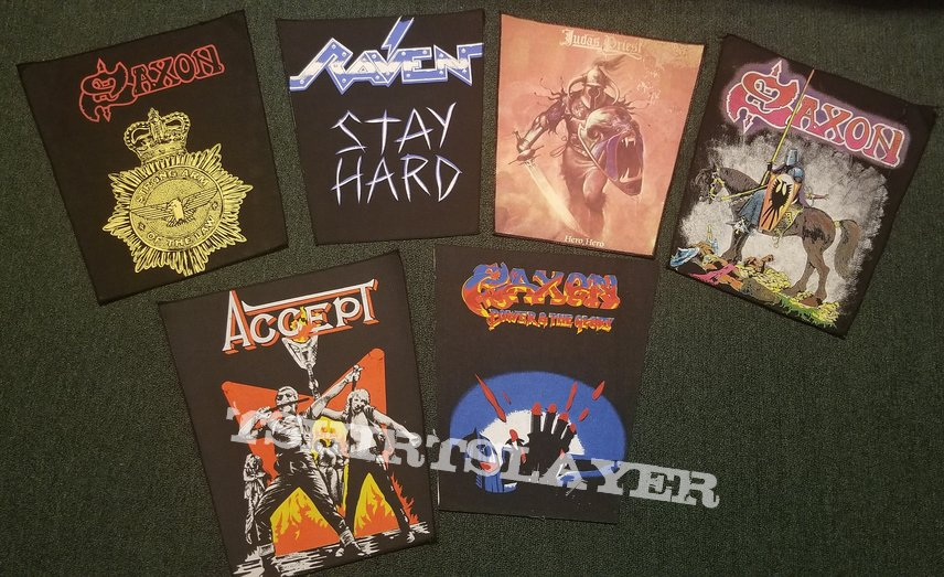VG Backpatches