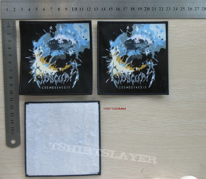 Obscura Cosmogenesis patch