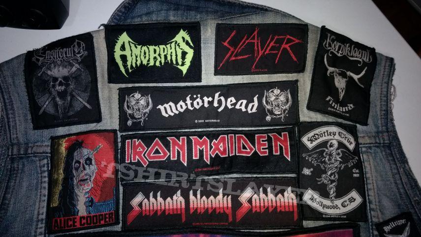 My mixed vest