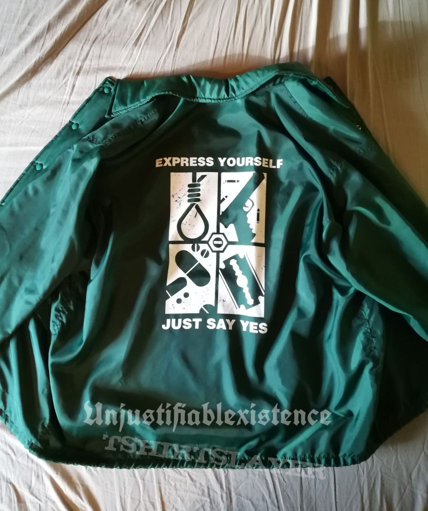 Type O Negative Jacket