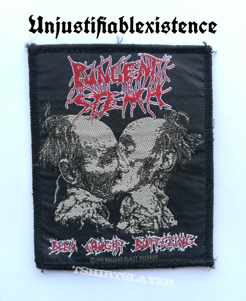 Pungent Stench - Been Caught Buttering Patch