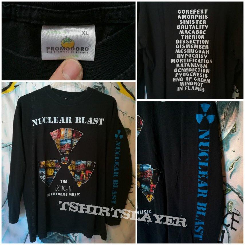 Nuclear Blast - 90's Longsleeve