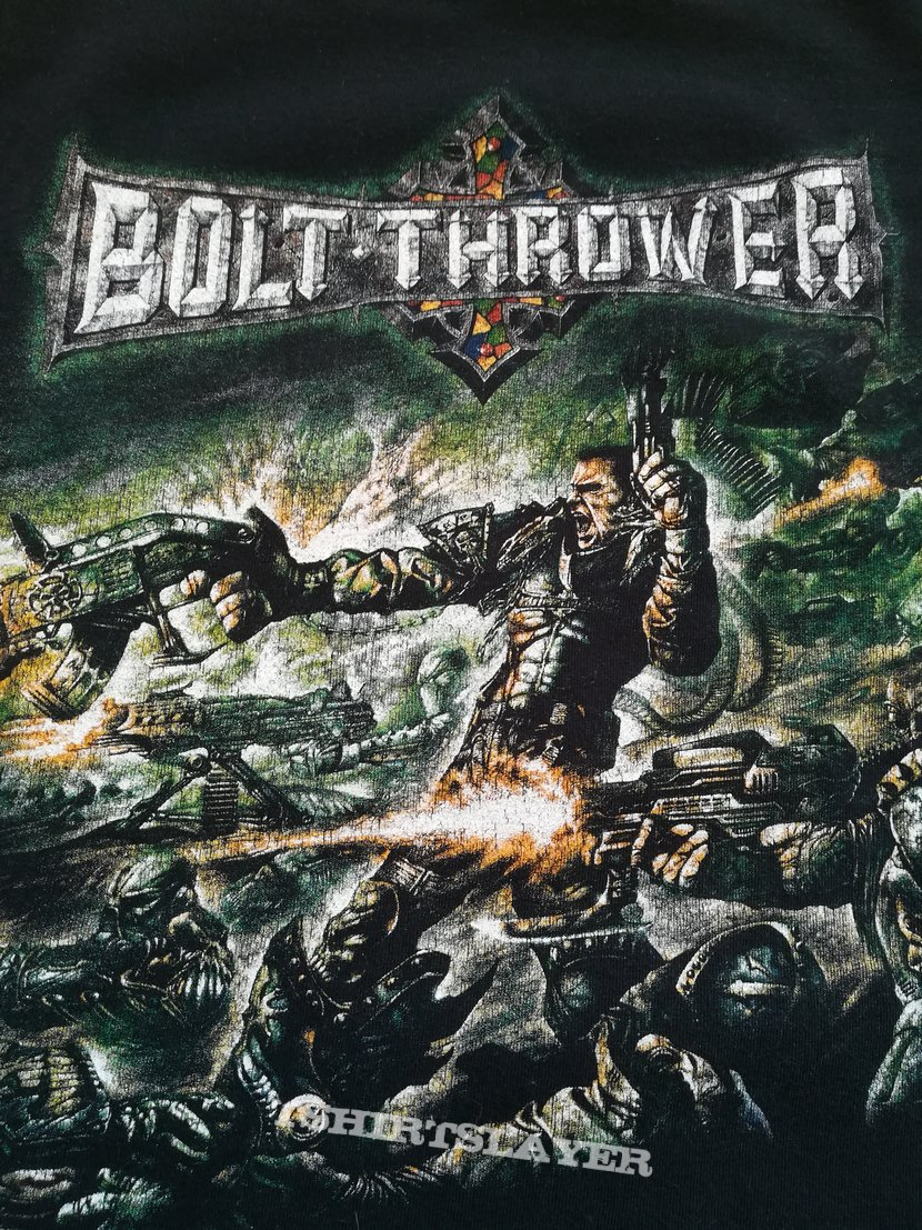 Bolt Thrower - Honour. Valour. Pride. Longsleeve