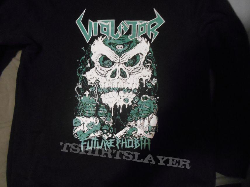 My Violator hoodie !