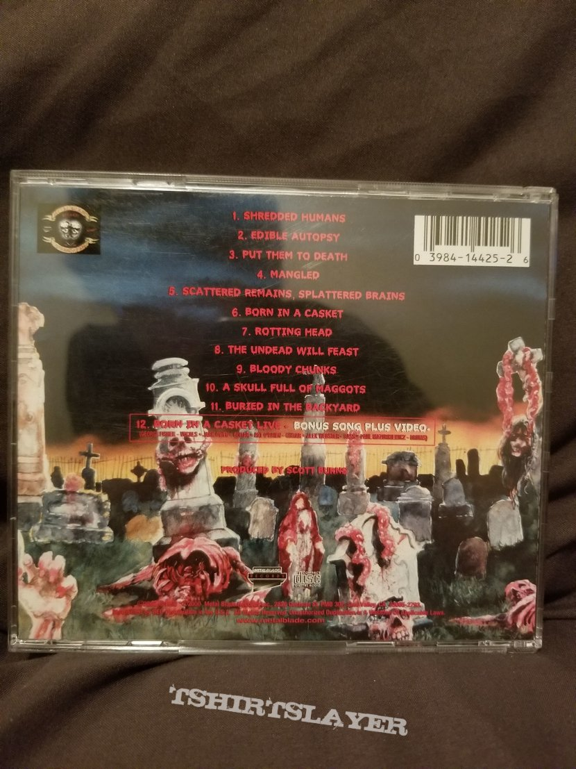 Cannibal Corpse: Eaten Back to Life (2002)