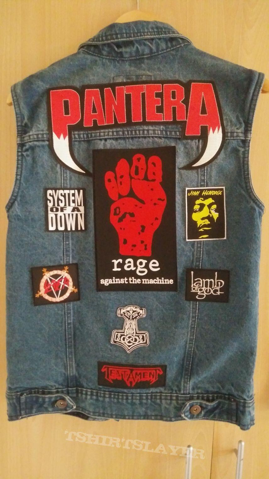First battle jacket (work in progress)