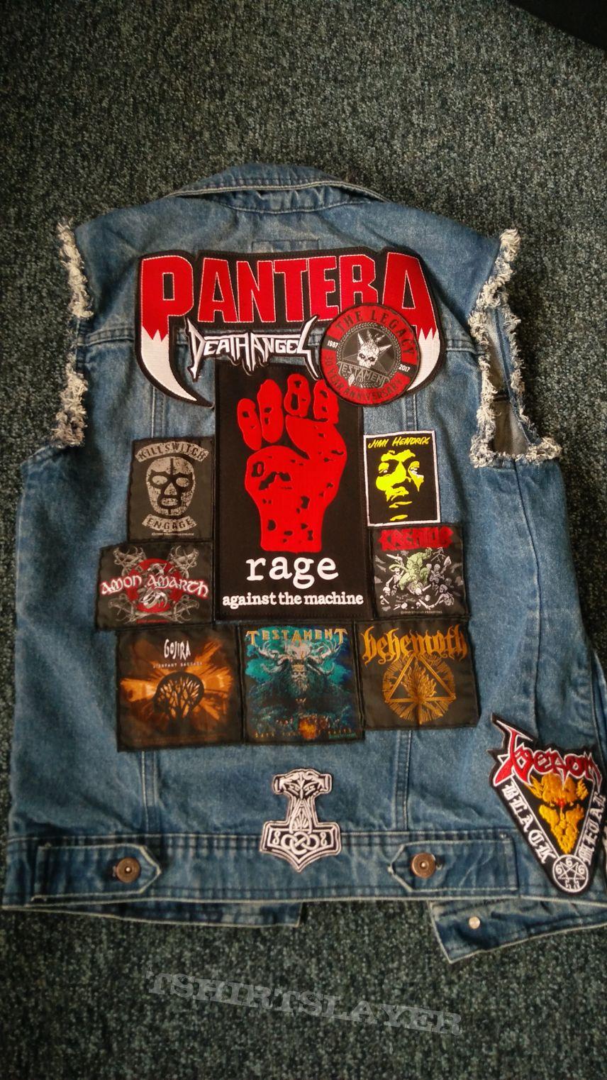 Update on my first battle vest