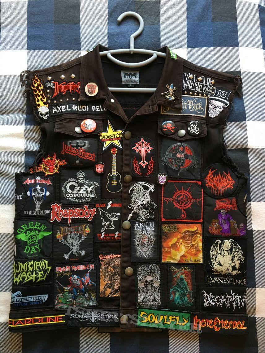 My Rock/Metal Jacket
