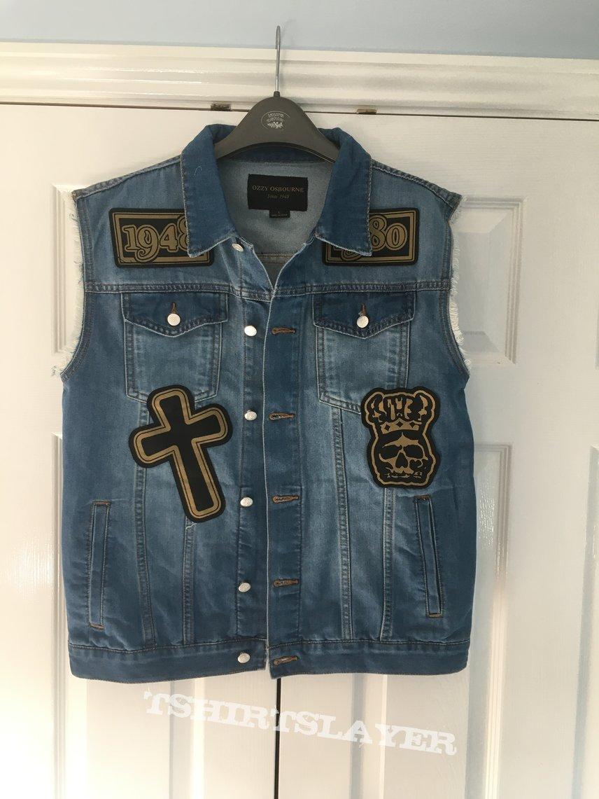 Ozzy Osbourne Zakk Wylde style jacket
