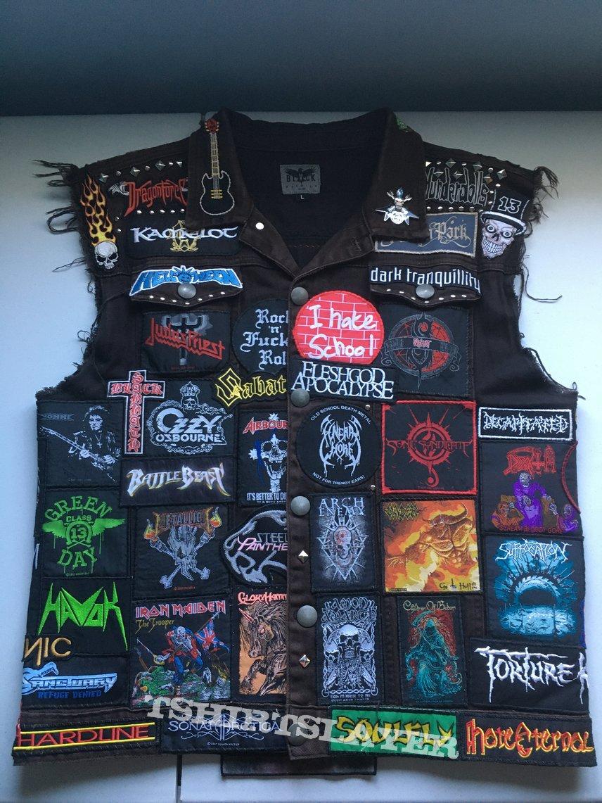 Battle Jacket Update 2019 - 2020
