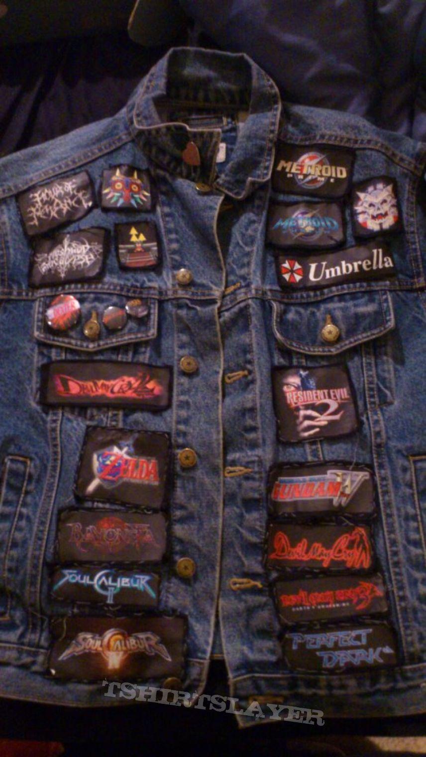 Gamer Jacket (unfinished)