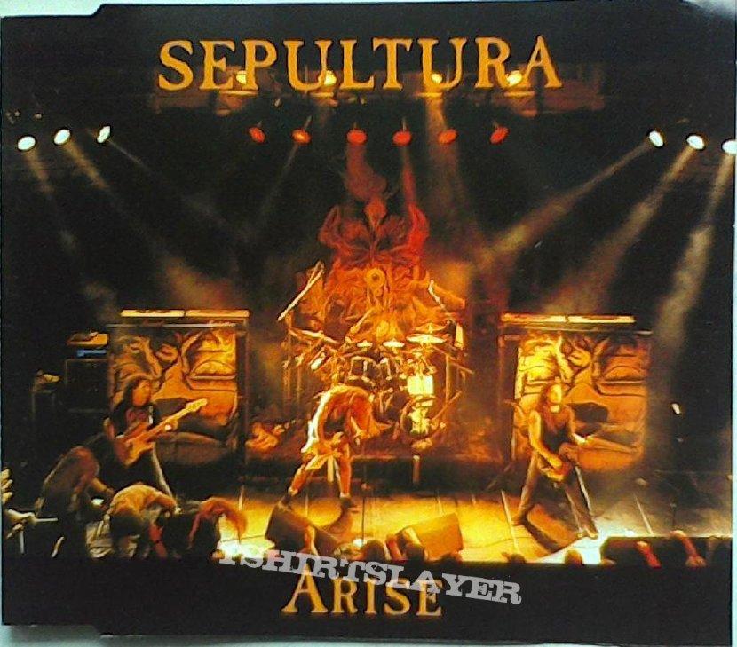 SEPULTURA - Arise (CD single)