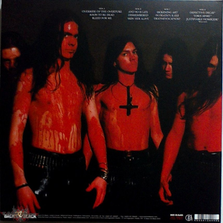 DISMEMBER - Like an everflowing Stream (2LP, gatefold sleeve, reissue)