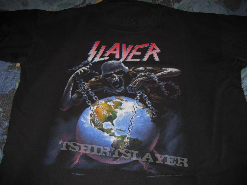 Slayer 1994 US Tourshirt