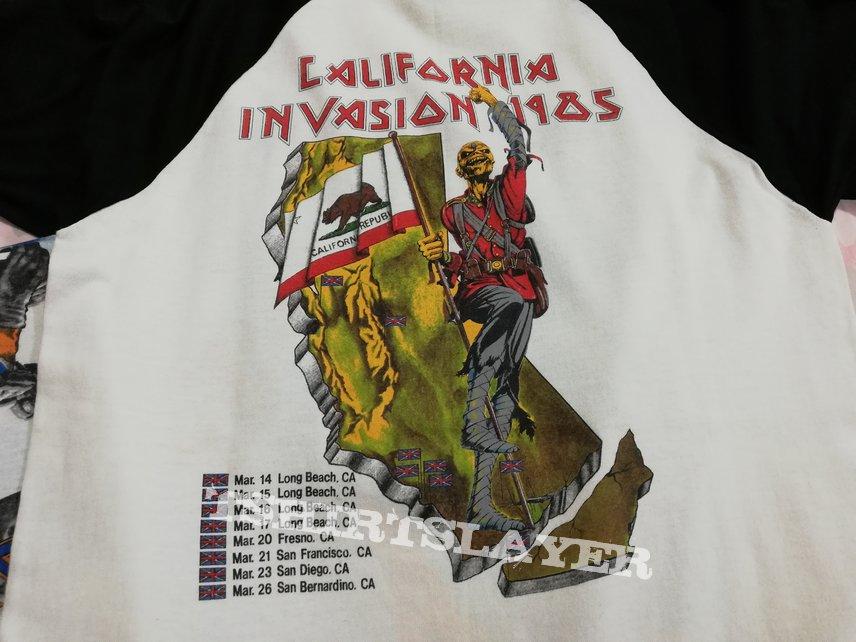 California Invasion