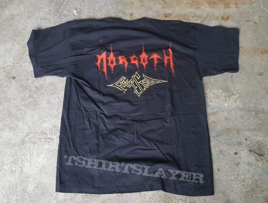 Vtg.Morgoth 1991 cursed T-Shirt