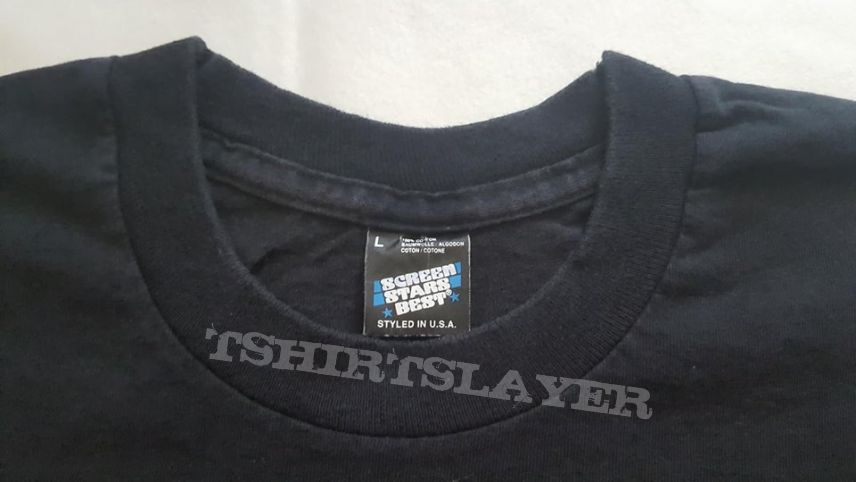 Vtg. Master The Lords Tour LS T Shirt