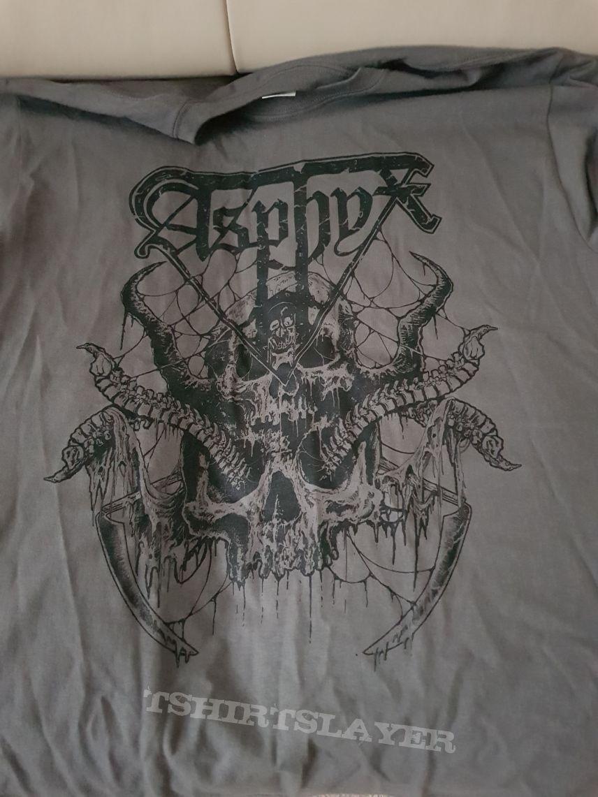 Asphyx 30th anniversary Shirt