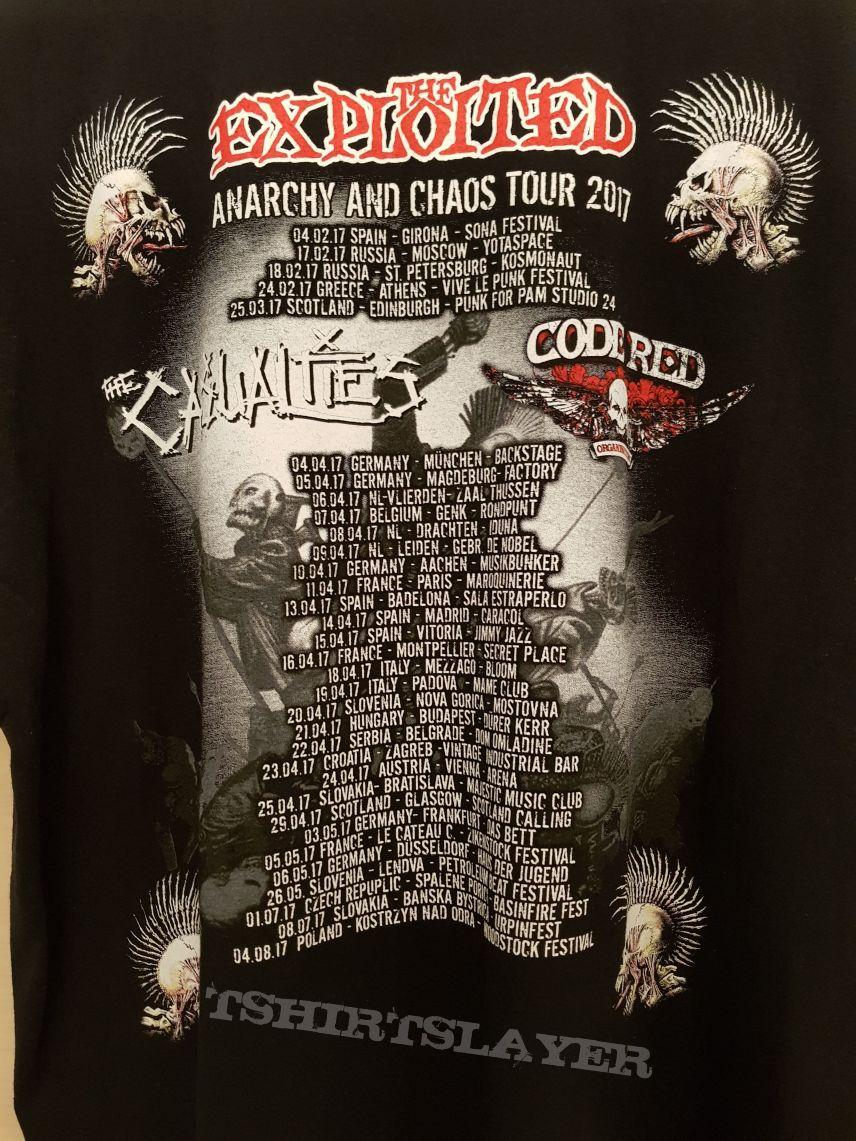 Tour Shirt from Summer 2017