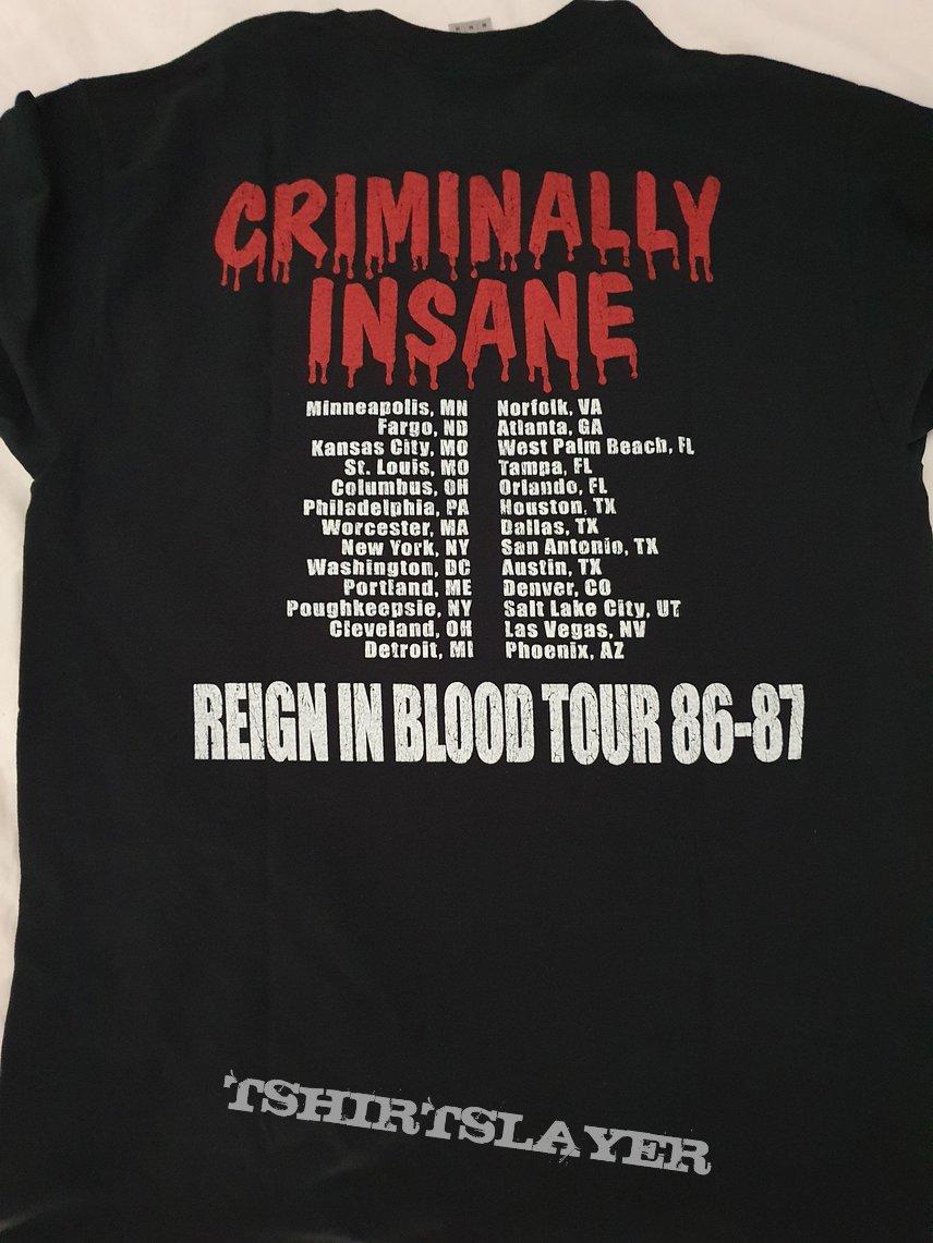 Reprint Tour Version