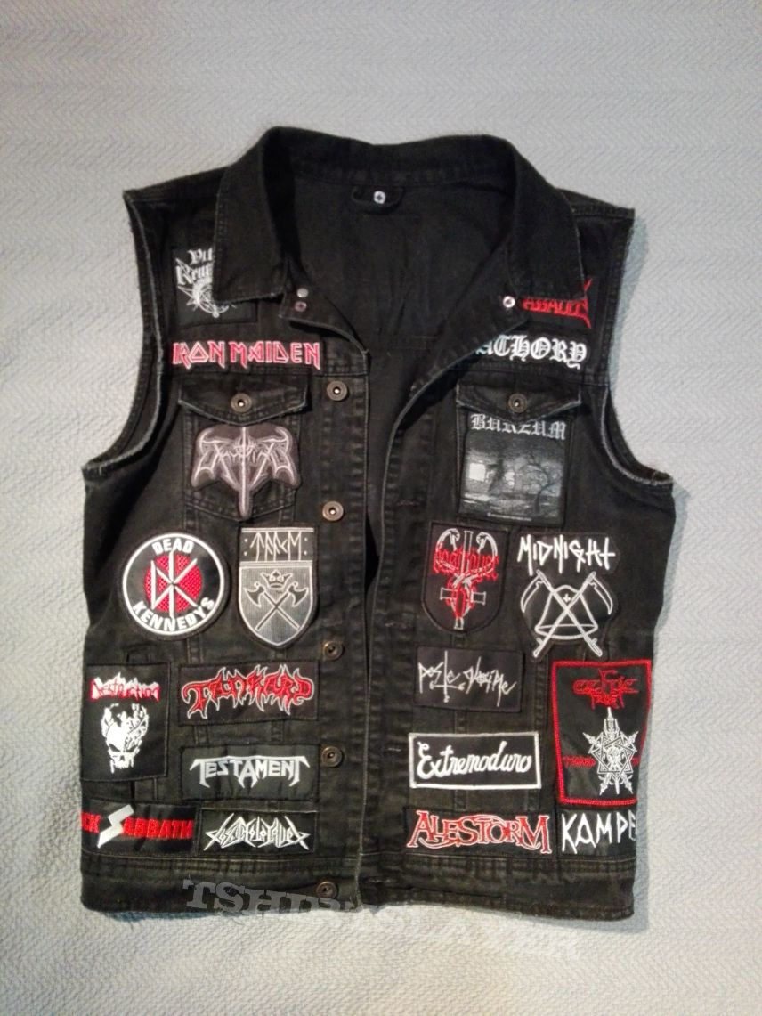 Battle Vest Update 2