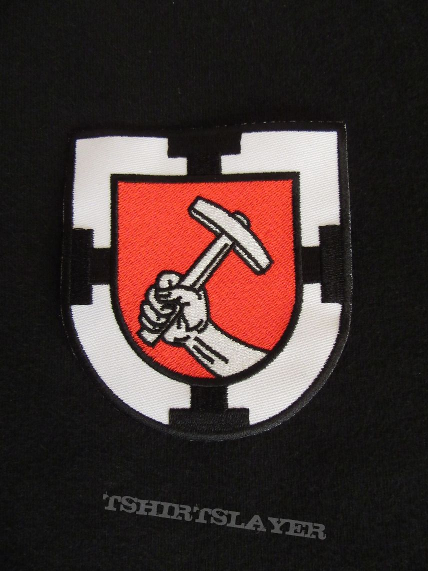 Bottrop Coat of Arms-Patch