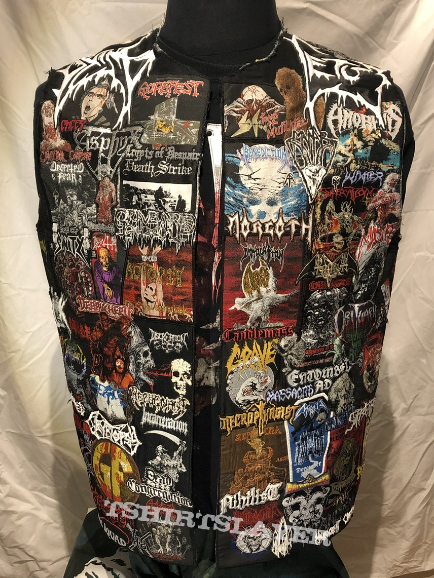 My first and last vest