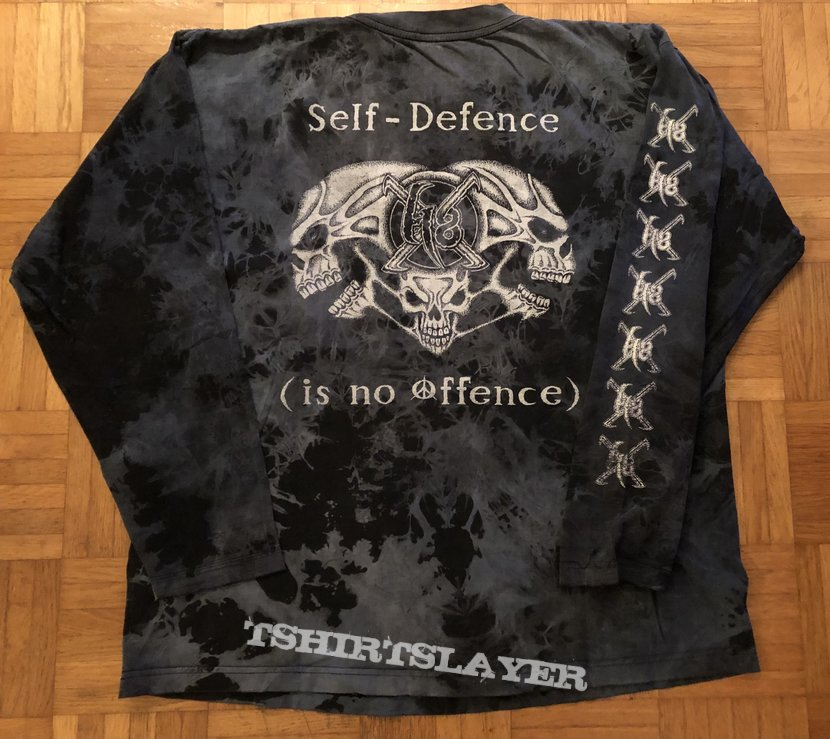 Hate Squad - Self defence is no offence