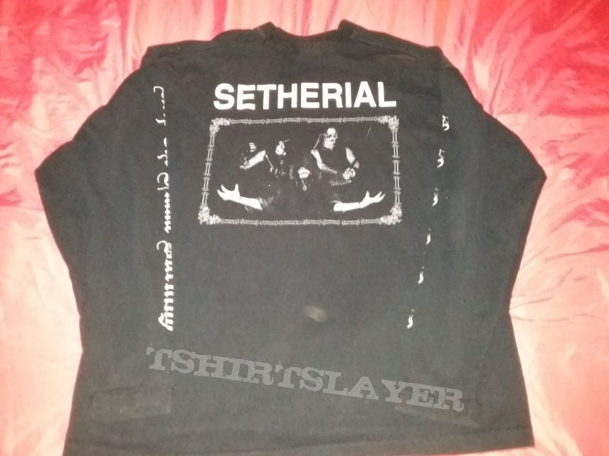 Setherial - Nord longsleeve doubles