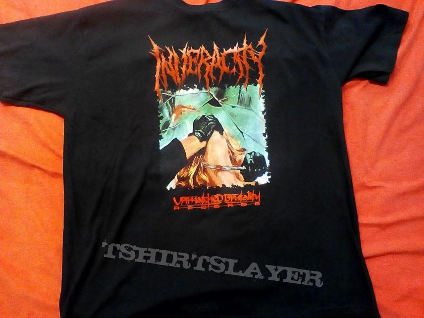 Inveracity Circle of perversion shirt