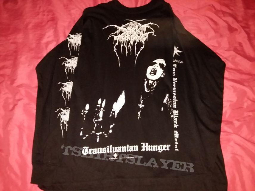 Darkthrone Translyvanian hunger