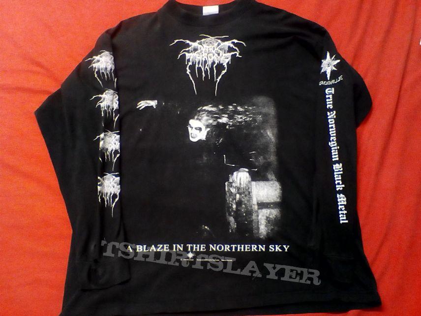 Darkthrone A blaze in a northern sky