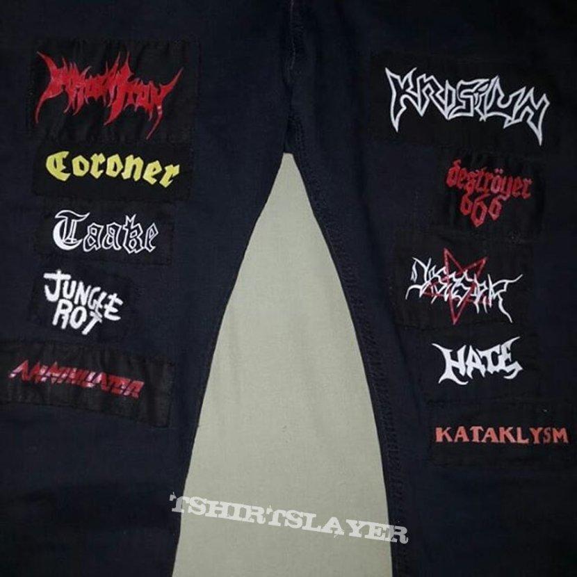 My battlepants