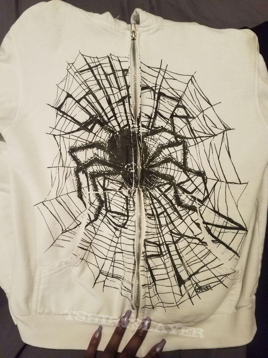 Spider Web Hoodie