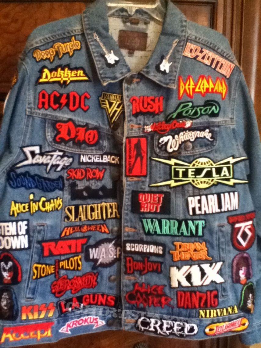 Hard Rock  U0026 Heavy Metal Jacket  Update