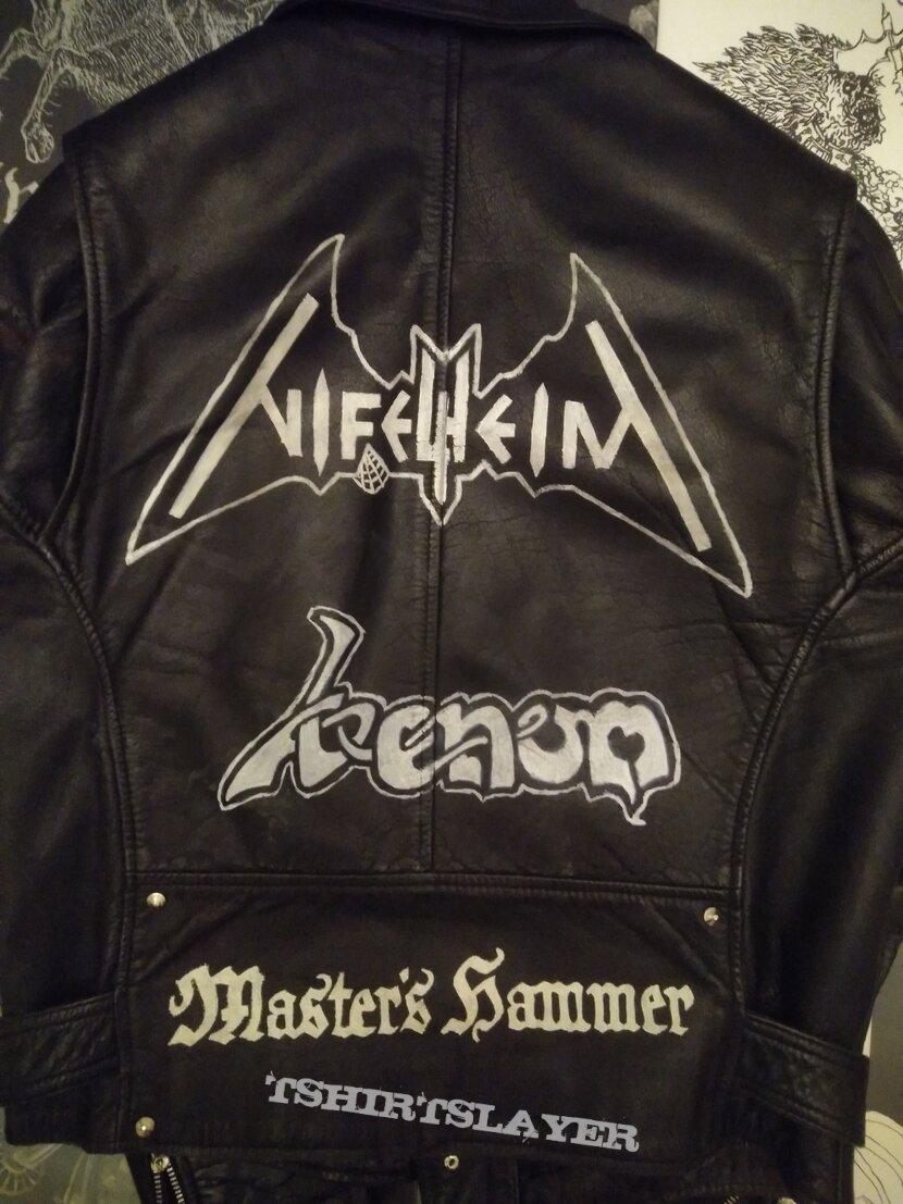burnin' fukkin' leather