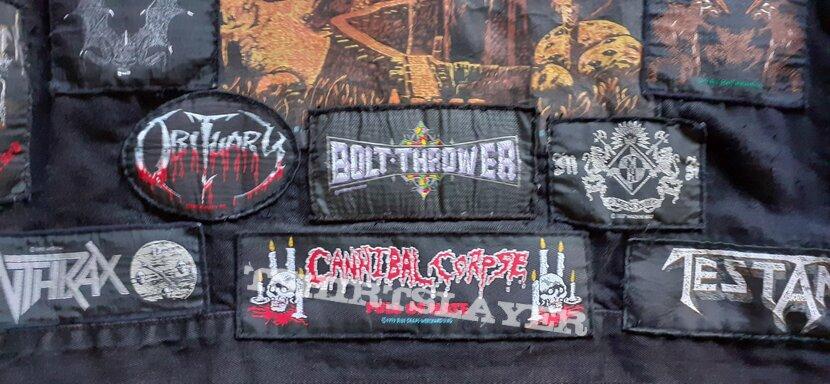 Battle Vest / Kutte Update