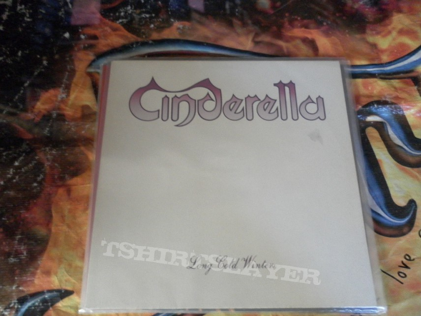 Other Collectable - Cinderella-long cold winter lp