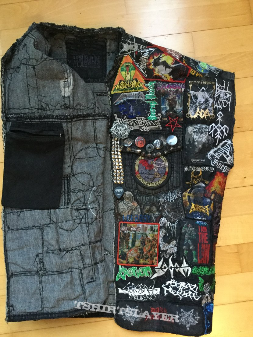Patched up but not complete