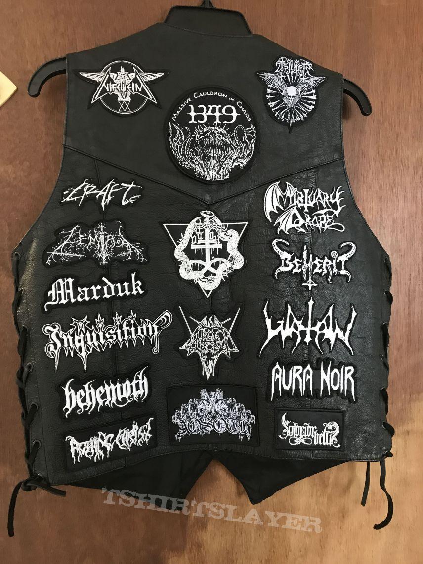 First Battle Vest